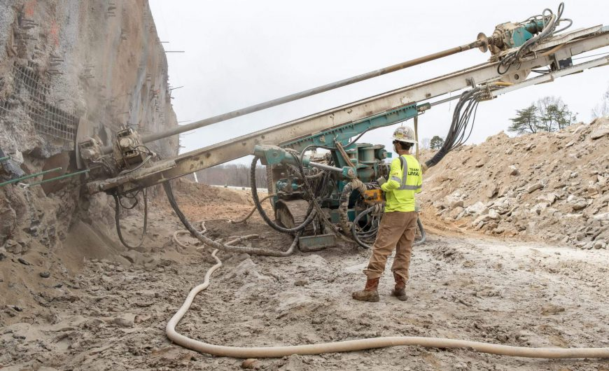 drilling solutions for stabilization
