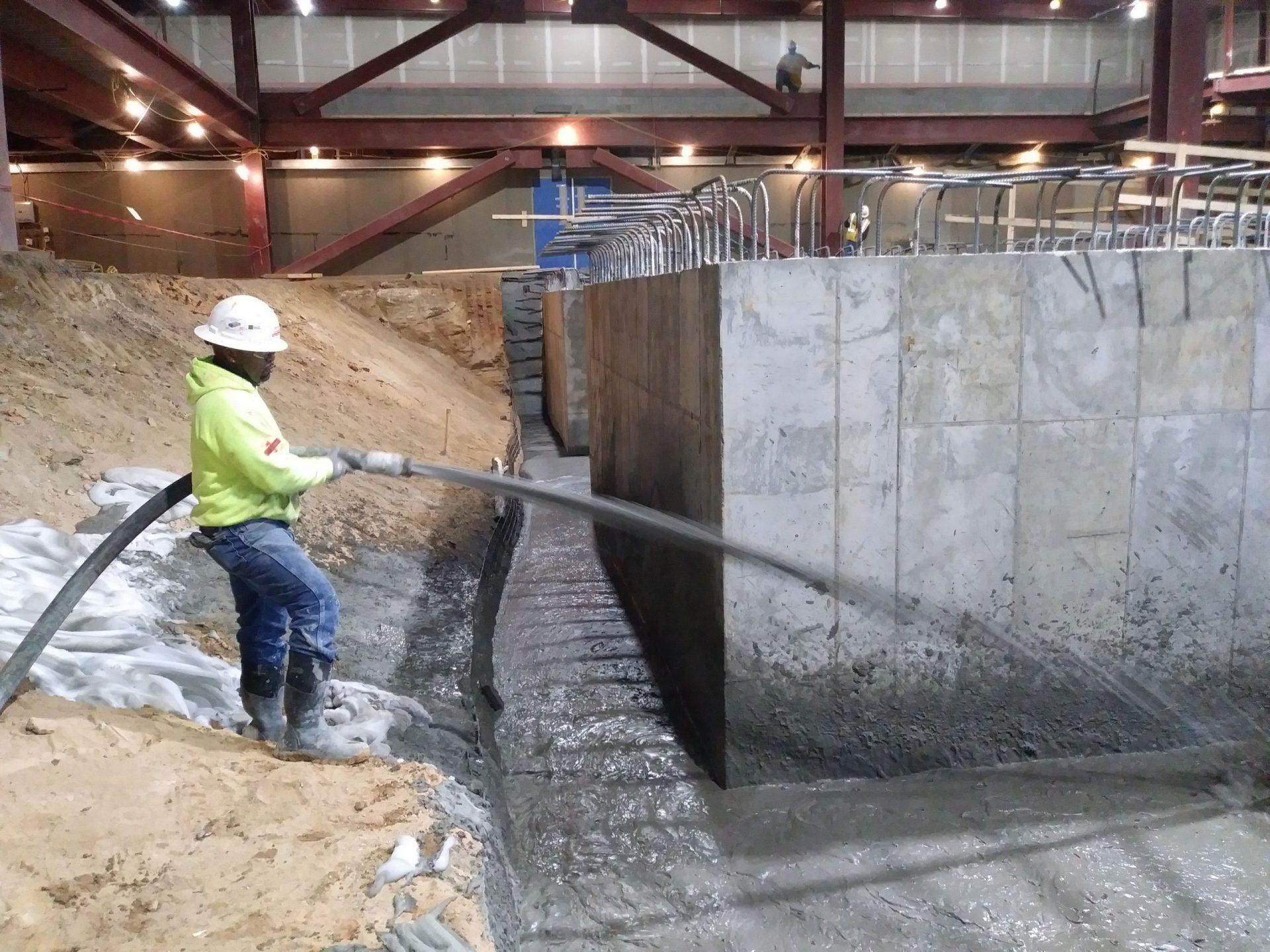 terra crete tunnel fill solution