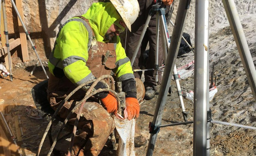 foundation repair contractors near me